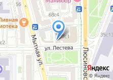 Компания «Юмо» на карте