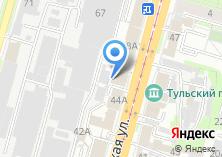 Компания «Афродита» на карте