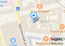 Компания «Ювелирное дизайн – ателье Chuvstva Rings» на карте