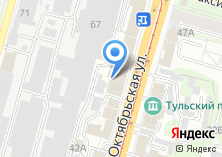 Компания «ТвинСервис» на карте