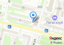 Компания «Демидовские торговые ряды» на карте