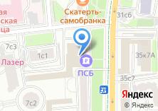 Компания «Сумма Телеком» на карте