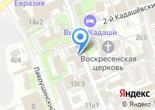 Компания «Северный Дом» на карте