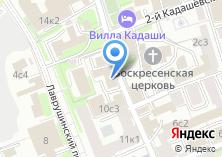 Компания «НПП Реставрационный центр» на карте