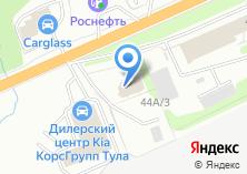 Компания «ZooHotel» на карте