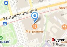 Компания «Галерея Метрополь» на карте