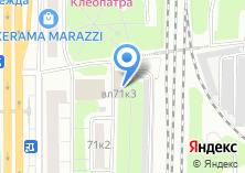 Компания «ПОДОРОДЖНИК» на карте