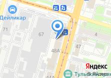 Компания «СитиСтиль» на карте
