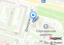 Компания «Тульское православное молодежное движение» на карте