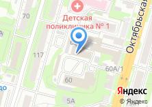 Компания «ТехПрофИнновация» на карте