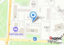 Компания «Автостоянка №13» на карте