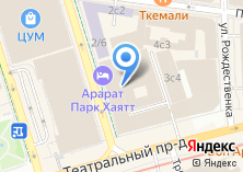 Компания «Эноки» на карте