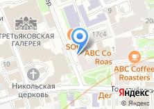 Компания «С Дизайн» на карте