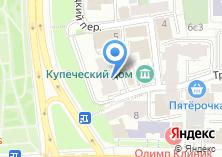Компания «Учетный центр Метростроя» на карте