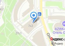Компания «Центр Ветеран» на карте
