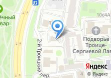 Компания «Offitex» на карте