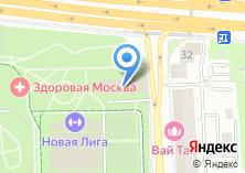 Компания «Парк Фестивальный» на карте