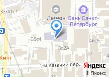 Компания «Средняя общеобразовательная школа №1974» на карте