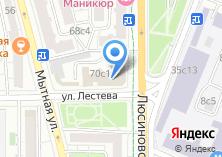 Компания «Мастерская золотых подарков» на карте