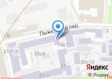 Компания «Геологический институт РАН» на карте