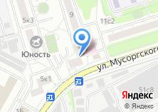 Компания «ЕИРЦ района Отрадное» на карте