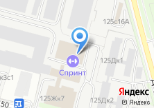 Компания «Meridio» на карте