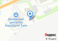 Компания «ТехноПро» на карте