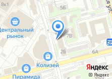 Компания «ТулоблУКС» на карте