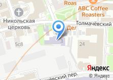 Компания «Научная педагогическая библиотека им. К.Д. Ушинского» на карте