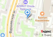 Компания «Megazem» на карте