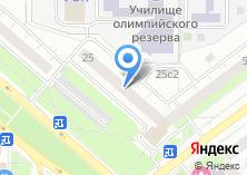 Компания «Мастерская по ремонту обуви и изготовлению ключей на ул. Лескова» на карте