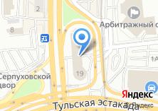 Компания «Шиномонтажная мастерская на Большой Тульской» на карте