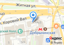 Компания «Зокухни» на карте