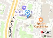 Компания «АлюмМир» на карте