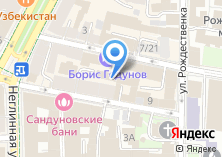 Компания «МАРКА АУДИТ» на карте