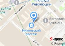 Компания «Helena Elange» на карте