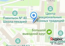 """Компания «""""Форсаж""""» на карте"""