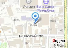 Компания «Громов и Пальцев» на карте