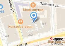 Компания «Бенефис» на карте