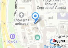 Компания «Teosyal» на карте