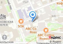 Компания «МояБумажка.рф» на карте