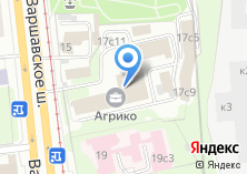 Компания «АкваИнжСтрой» на карте