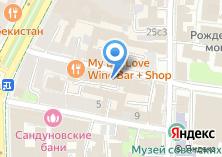 Компания «Дискавери клуб» на карте