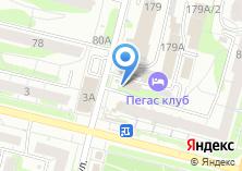 Компания «Посудная лавка» на карте