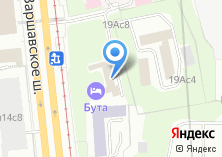 Компания «Московский городской центр дезинфекции» на карте