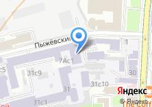 Компания «Диспору» на карте