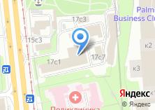 Компания «ЛИПЦ» на карте