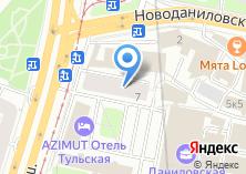 Компания «ТриЮр Консалтинг» на карте