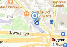 Компания «УРАО» на карте