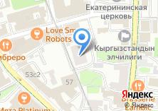 Компания «СМУ-11 Метростроя» на карте